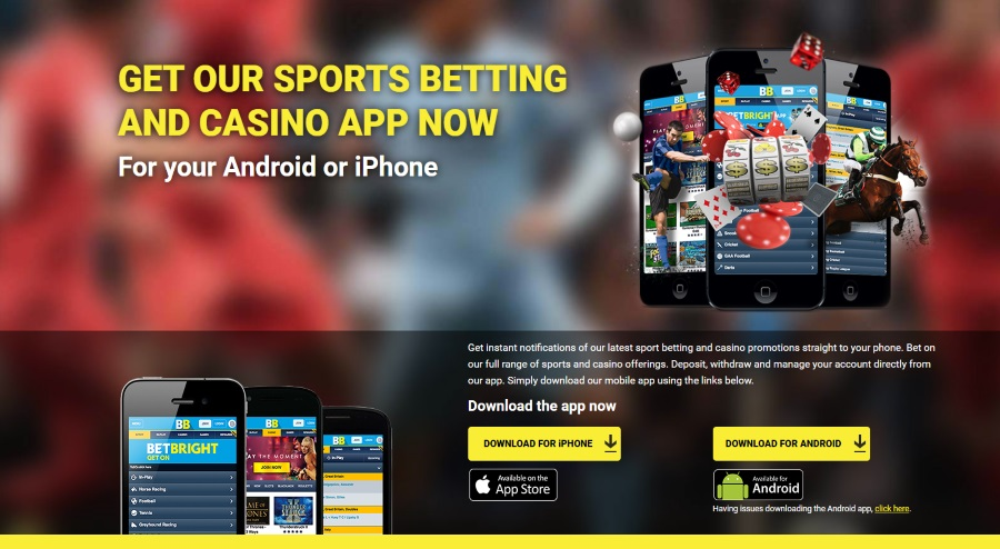 Betbright Mobile App