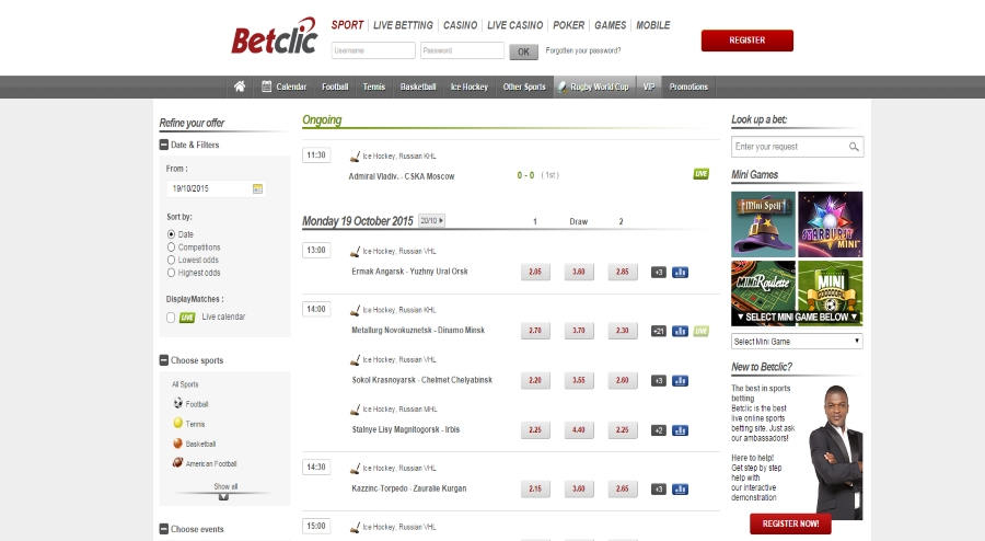 betclic ice hockey