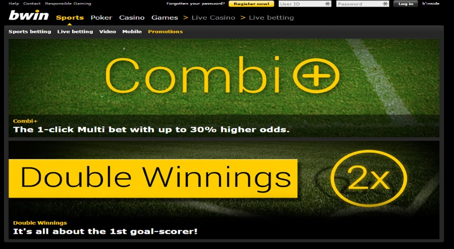 Bwin sports promotions