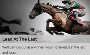 lead at the last betting bonus