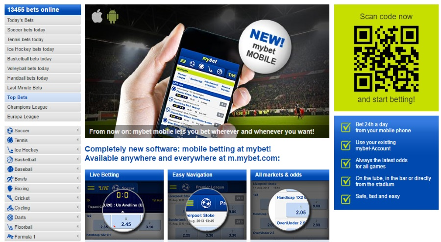 MyBet Sports Review