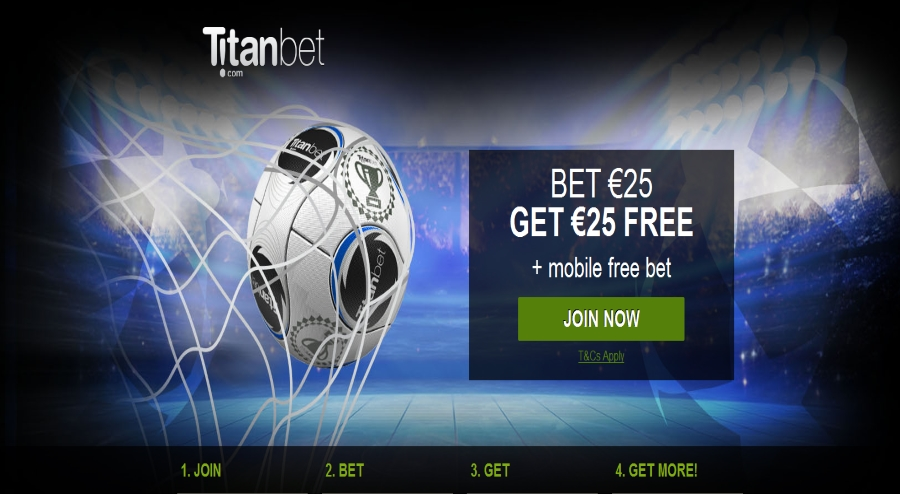 titanbet sports bet25